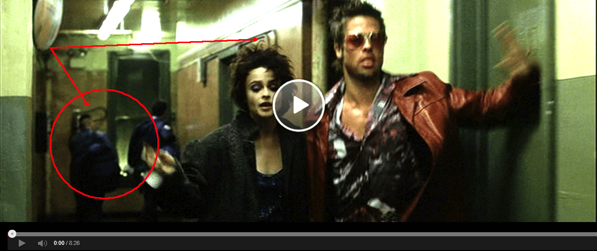 film analysis of the movie fight club Fight club movie analysis usually, men are associated with things that are brutal, sharp, emotionless, rational, dirty, and crude, whereas women are associated with.