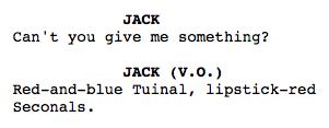 Fight Club Script Jack Pills Xanax