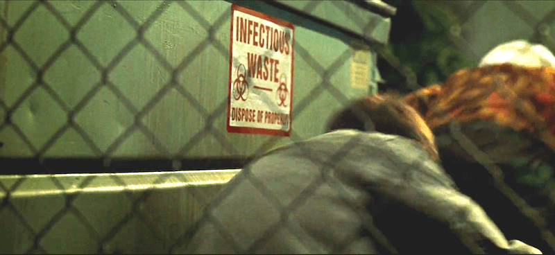 Fight Club Human Infectious Waste Fat Liposection Clinic