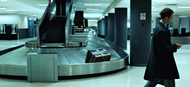 Fight Club Vibrating Suitcase