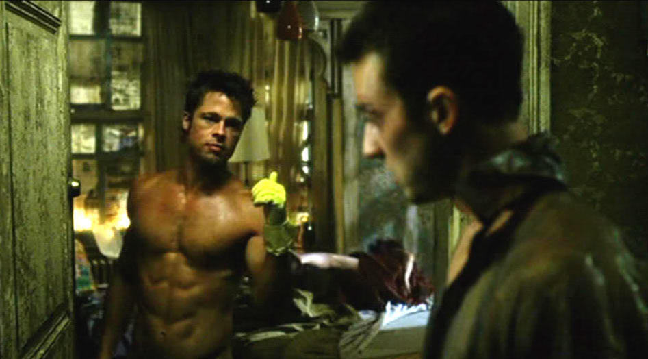 "an analysis of the film tyler durden Analysis of fight club ""while we are asleep in this world tyler durden, as we find out near quarterly review of film & video 283 (2011)."