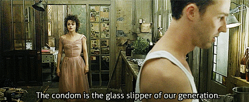 fight-club-condom-glass-slipper